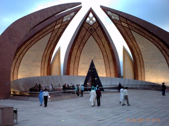 pakistan beautiful monument