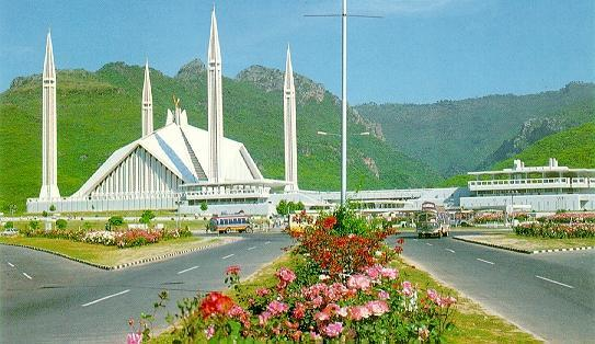 Faisal Mosque; One Of The Largest Mosques Of The World ...