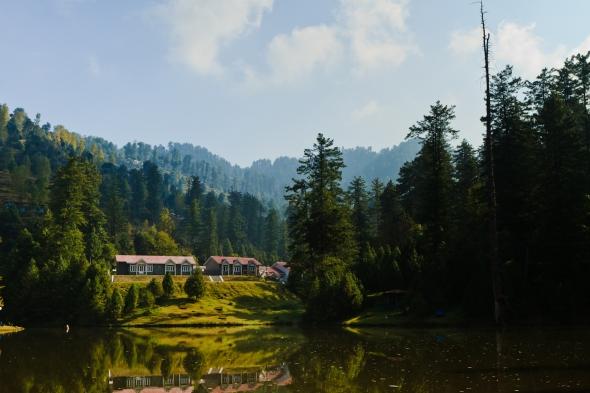 Banjosa Lake Kashmir