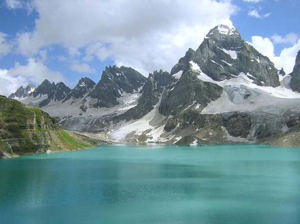 lake saif al malook pakistan